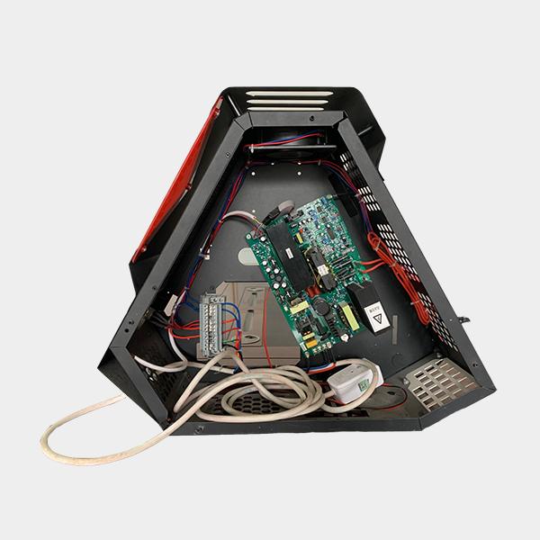 美容仪器控制箱