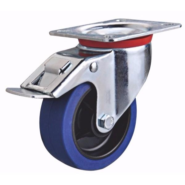 4寸刹车轮