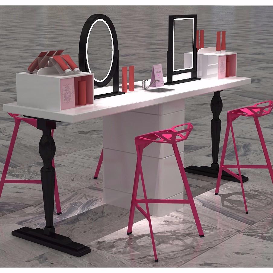 店铺化妆桌椅