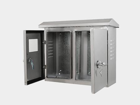 户外防水不锈钢配电箱图片
