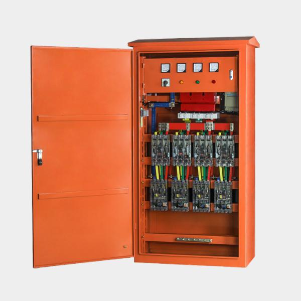 户外防雨柜工程电箱