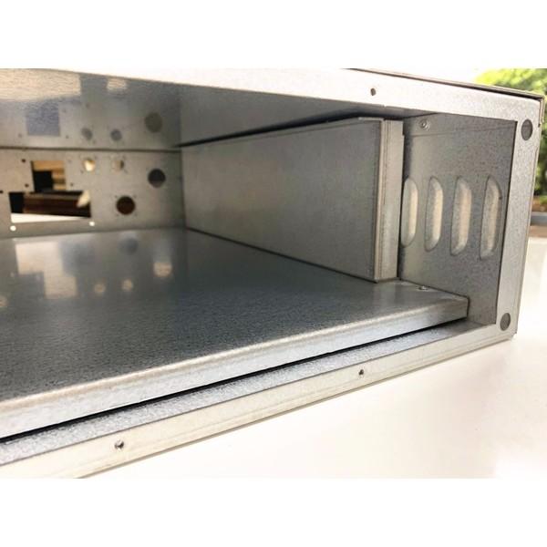 覆铝锌板机箱